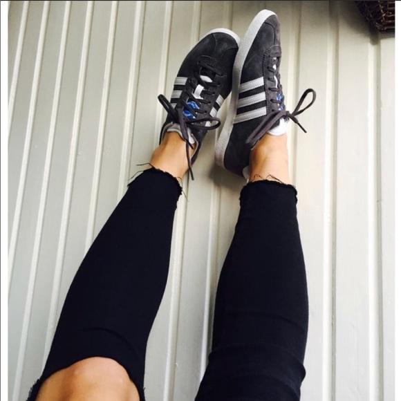adidas womens gazelle navy